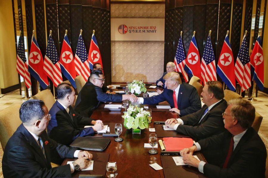 Tổng thống Trump tuyên bố Mỹ và Triều Tiên sẽ ký một văn kiện quan trọng sau hội nghị thượng đỉnh.
